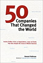 50 Companies That Changed the World by…