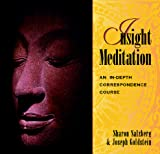 Goldstein, Joseph: Insight Meditation: An In-Depth Correspondence Course