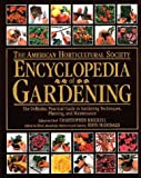 McDonald, Elvin: The American Horticultural Society Encyclopedia of Gardening