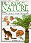 Dictionary of Nature by David Burnie