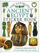 Ultimate Sticker Book: Ancient Egypt by…