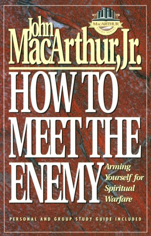 how-to-meet-the-enemy-macarthur-study-series