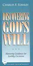 Discovering God's Will by Andy Stanley