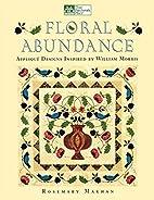 Floral Abundance: Applique Designs Inspired…