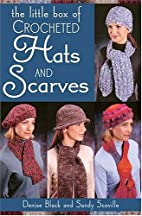 The Little Box Of Crocheted Hats And Scarves…