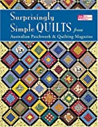 Surprisingly Simple Quilts: From Australian…