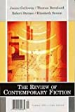 O'Brien, John: Janice Galloway/Thomas Bernhard/Robert Steiner/Elizabeth Bowen: The Review of Contemporary Fiction/Summer 2001