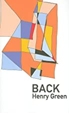 Back (British Literature Series) by Henry…