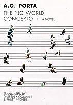 No World Concerto (Spanish Literature…
