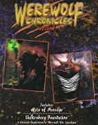 Werewolf Chronicles, Volume 1: Rite of…