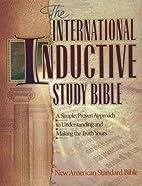 International Inductive Study Bible/New…