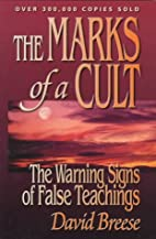 The Marks of a Cult: The Warning Signs of…