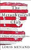 Menand, Louis: The Metaphysical Club (Highbridge Distribution)