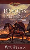 Weis, Margaret: Dragons of a Fallen Sun (Highbridge Distribution)