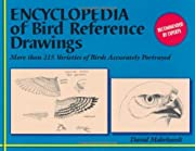 Encyclopedia of bird reference drawings by…