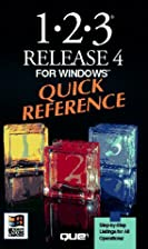 1-2-3 Release 4 for Windows Quick Reference…