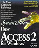 Jennings, Roger: Using Access 2 for Windows