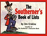 Erskine, Jim: Southerner's Book of Lists, The