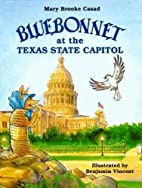Bluebonnet at the Texas State Capitol…