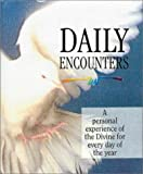 Water, Mark: Daily Encounters: A Personal Experience of the Divine for Every Day of the Year