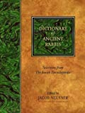 Neusner, Jacob: Dictionary of Ancient Rabbis: Selections from the Jewish Encyclopaedia
