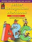 Letter Recognition Workbook: Uppercase…