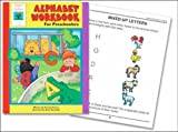 Cheney, Martha: Alphabet Workbook for Preschoolers