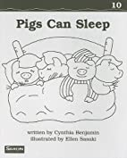 P&s 1 Dr10 Pigs Can Sleep (Bw) by Simmons