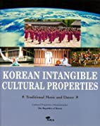 Korean Intangible Cultural Properties:…