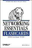 Moncur, Michael: Networking Essentials Flashcards: McSe Core Exam 70-058