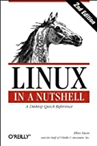 Linux in a Nutshell, 2nd Edition (O'Reilly…