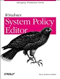 Anderson-Redick, Stacey: Windows System Policy Editor