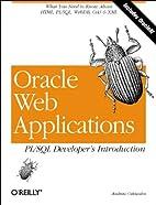Oracle Web Applications: PL/SQL Developer's…