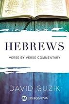 Hebrews by David Guzik