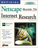 Calishan, Tara: Official Netscape Guide to Internet Research