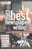 Woods, Keith: Best Newspaper Writing 2002