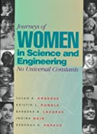 Journeys of Women in Science and…