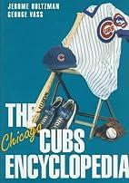 Chicago Cubs Encyclopedia (Baseball…