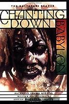 Chanting Down Babylon: The Rastafari Reader…