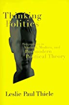 Thinking Politics: Perspectives In Ancient,…