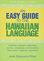 An Easy Guide to the Hawaiian Language by…