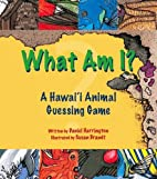 What am I? A Hawaii Animal Guessing game by…