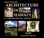 Architecture in Hawaii: A Chronological…