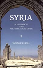 Syria: A Historical And Architectural Guide…