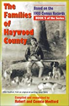 The Families of Haywood County Based on the…