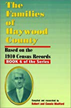 The Familes of Haywood County Based on the…