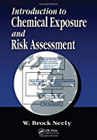 Introduction to Chemical Exposure and Risk…