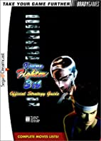 Virtua Fighter 3tb Official Strategy Guide…