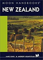 Moon Handbooks New Zealand by Jane King