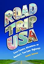 Moon Handbooks Road Trip USA by Jamie Jensen
